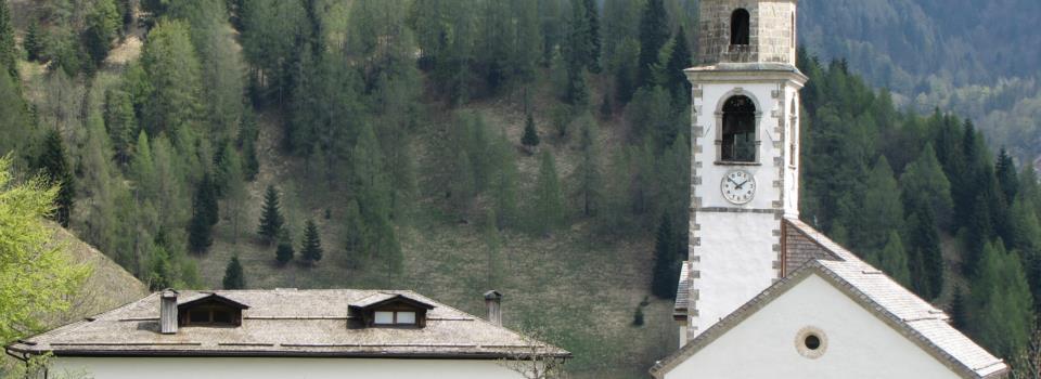 04-Sauris di Sotto (25-4-2011)-Santuario di S.Osvaldo