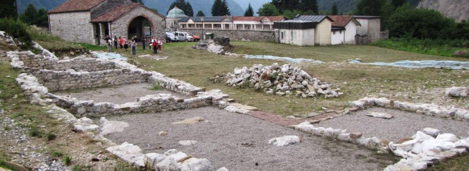61-S.Nicolò di Alzeri-gli scavi