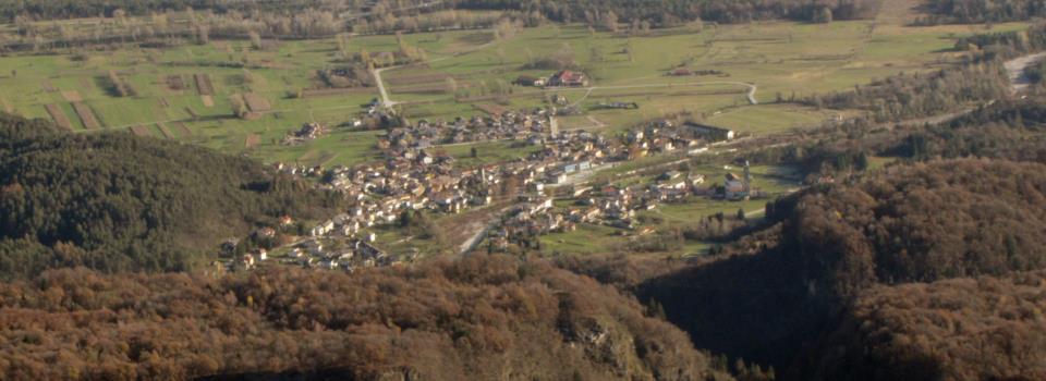 Cavazzo da cresta dopo Forchia verso Piciat